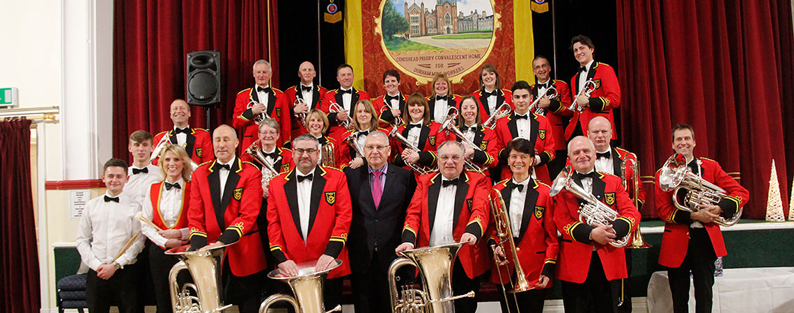 Ripon City Band Christmas at West Cornforth